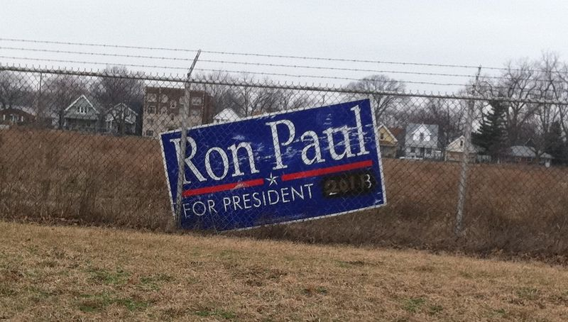Cropped ron paul