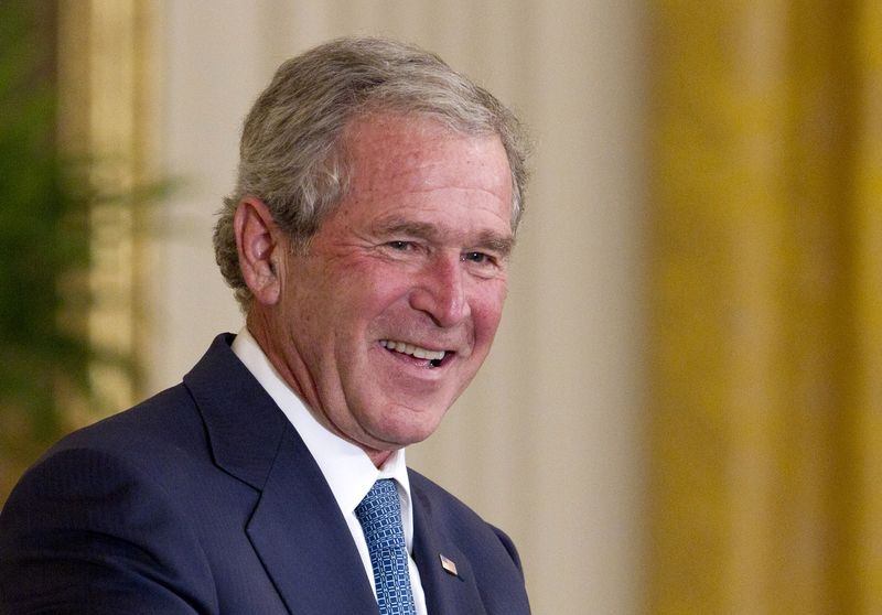 GEORGE_W._BUSH_2013_FILE_PHOTO_AP